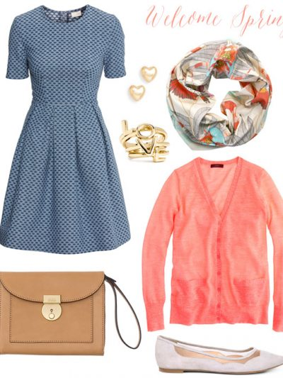What To Wear: Welcome Spring thumbnail
