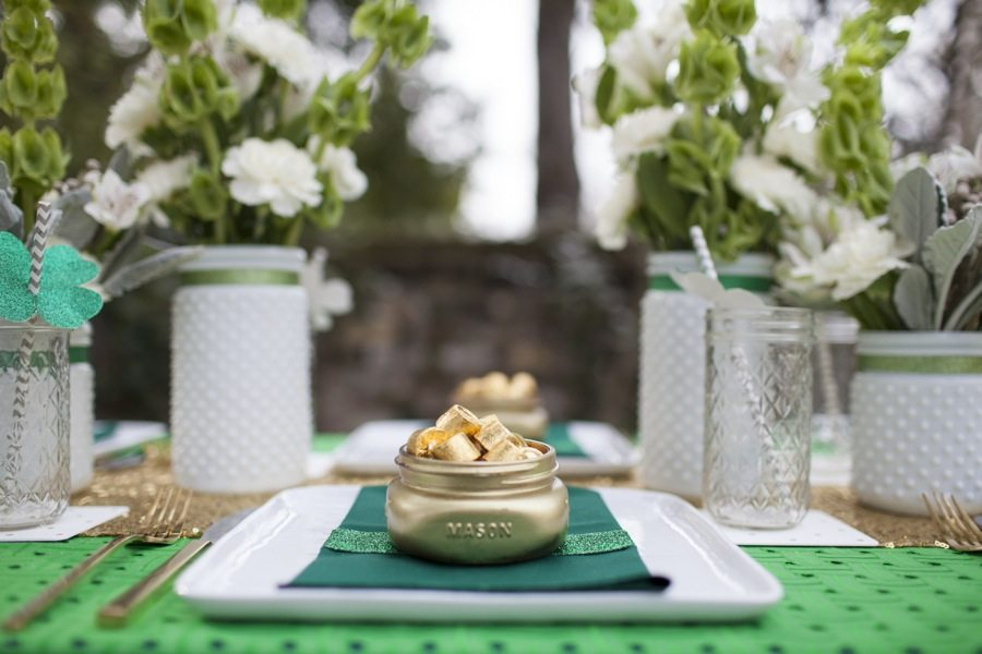 An Elegant St Patricks Day Party The Sweetest Occasion