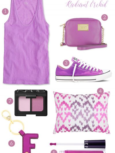 Shop By Color: Radiant Orchid thumbnail