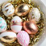 Three Pretty DIY Easter Eggs + Friday Link Love