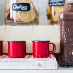 Birthday Party Hot Cocoa Station