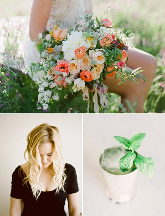 Color Palette: Mint Julep and Gossamer