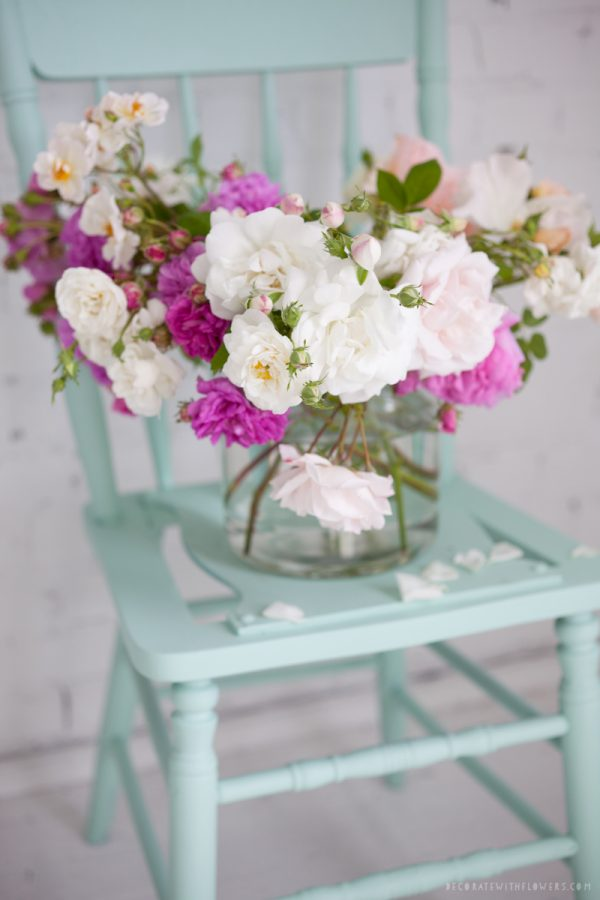 Decorate with Flowers | The Sweetest Occasion