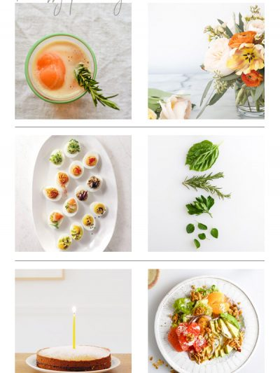 Recently Pinning: Sweet + Citrus thumbnail