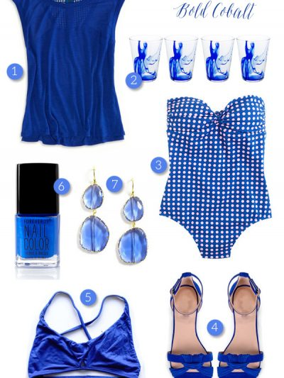 Shop By Color: Bold Cobalt thumbnail