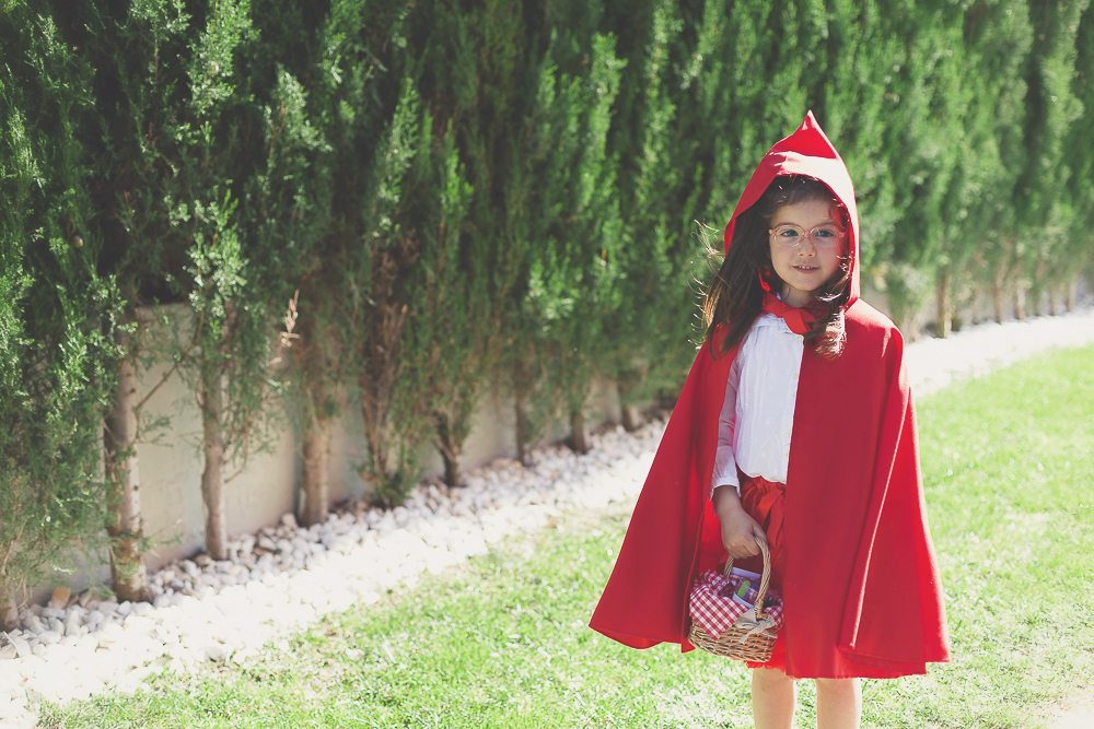 A Little Red Riding Hood Birthday Party The Sweetest Occasion
