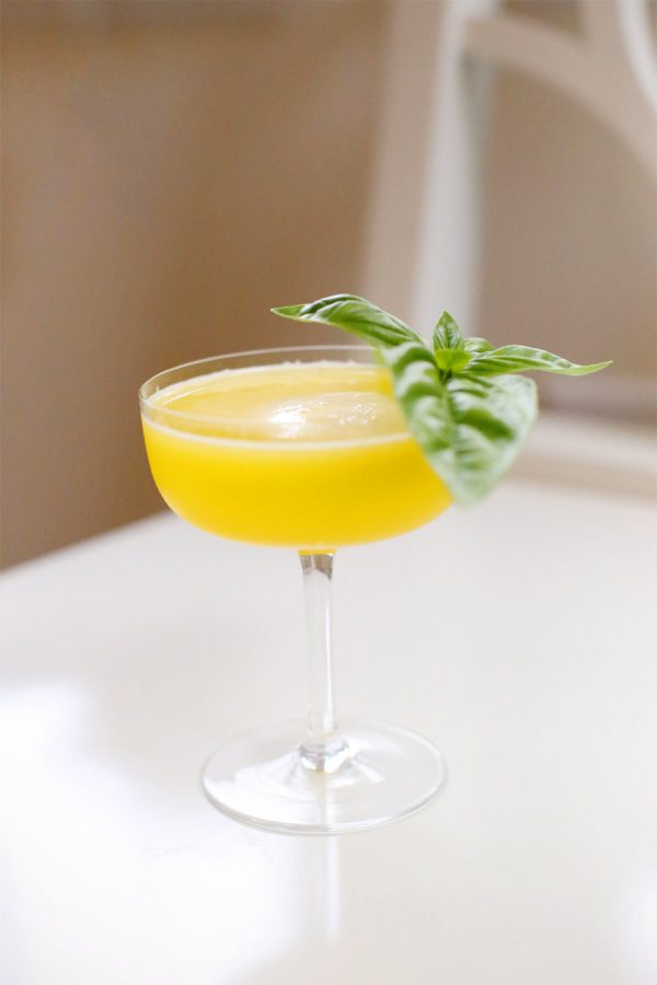 Pineapple Margarita | The Sweetest Occasion