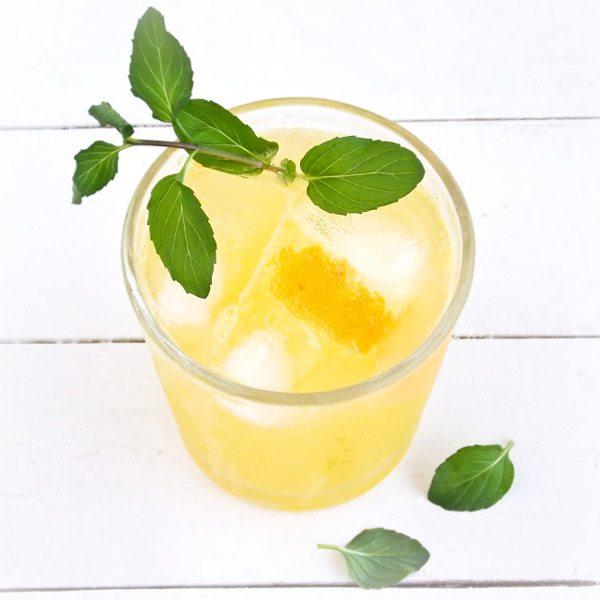 Orange Mint Spritzer