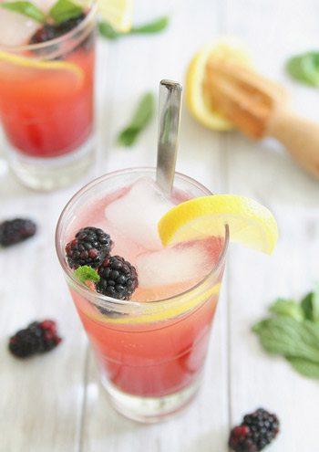 Blackberry Lemonade