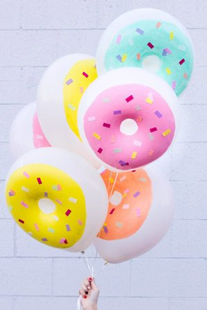DIY Donut Crafts for National Donut Day thumbnail
