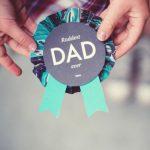 DIY Printable Raddest Dad Ever Badge + Card