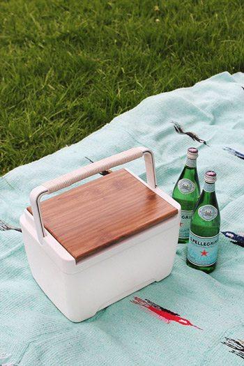 DIY Modern Cooler