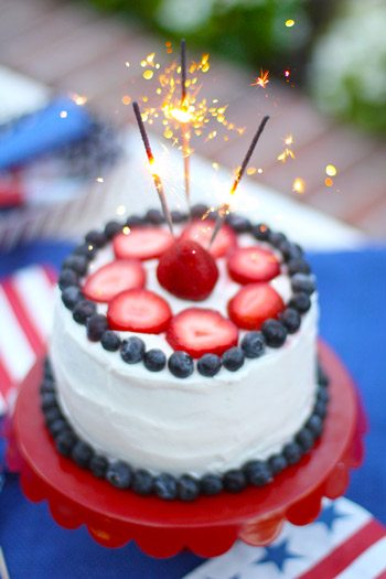 10 Best Red, White + Blue 4th of July Party Ideas thumbnail