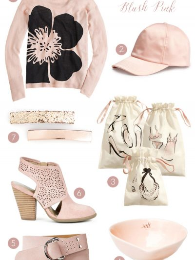 Shop by Color: Blush Pink thumbnail
