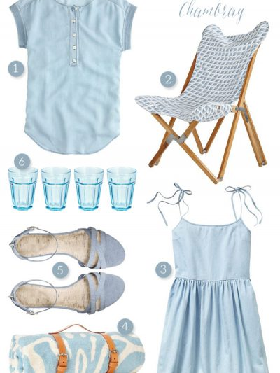 Shop By Color: Chambray thumbnail