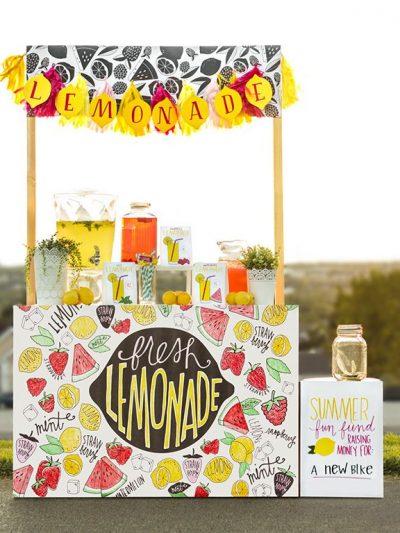 Summer Lemonade Stand Printables thumbnail