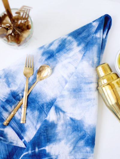 Three DIY Shibori Ideas + Friday Link Love thumbnail