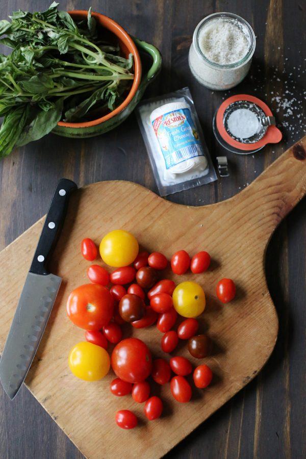 Grilled Pizza Salads | #ArtOfCheese