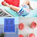 Color Palette: Mediterranean + Morrocan