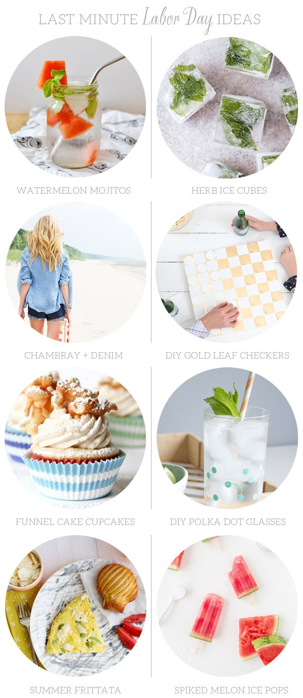 Last Day Labor Day Ideas from @cydconverse