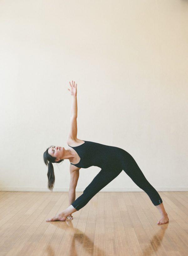 Kelly Oshiro Yoga