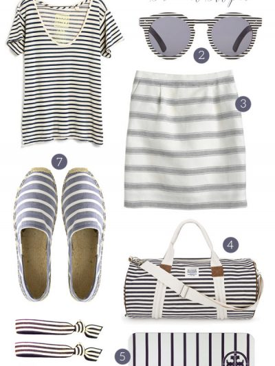 Shop By Pattern: Summer Stripes thumbnail
