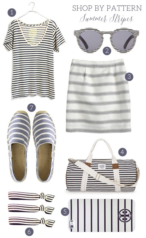 Shop By Pattern: Summer Stripes
