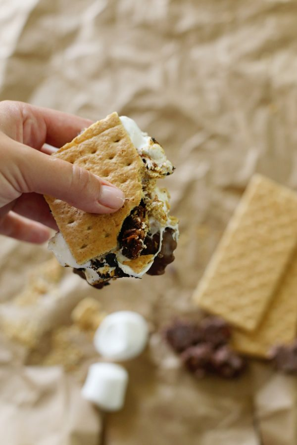 Summer's Best S'mores Recipe by @cydconverse