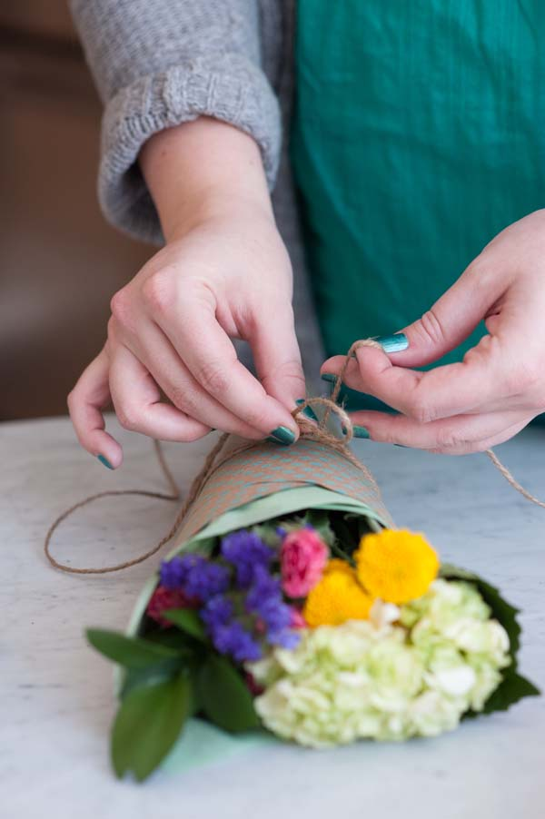 DIY Bouquet by @cydconverse