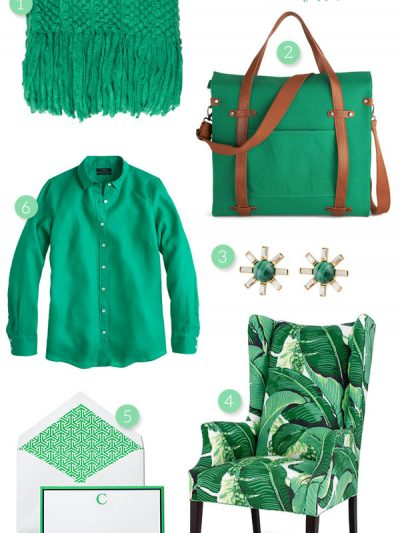 Shop By Color: Emerald thumbnail
