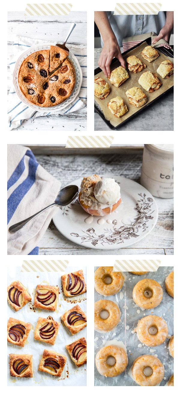 Yummy Fall Desserts from @cydconverse