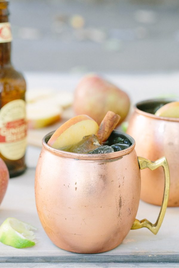 Awesome Apple Cocktails