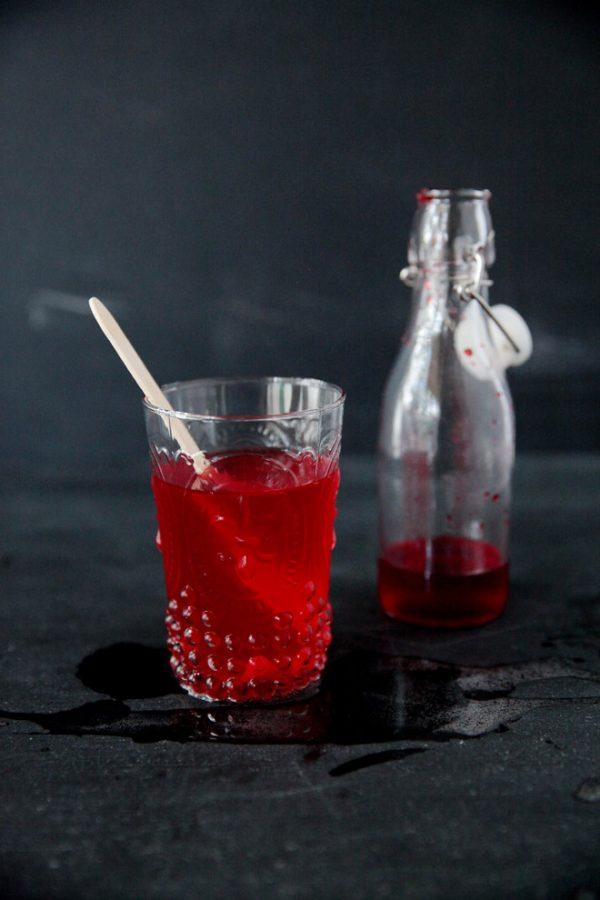 Cinnamon Syrup for Halloween Cocktails