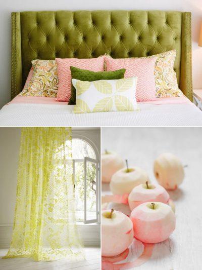 Color Palette: Chartreuse + McIntosh thumbnail