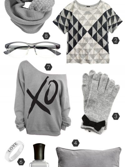Shop By Color: Cozy Gray thumbnail