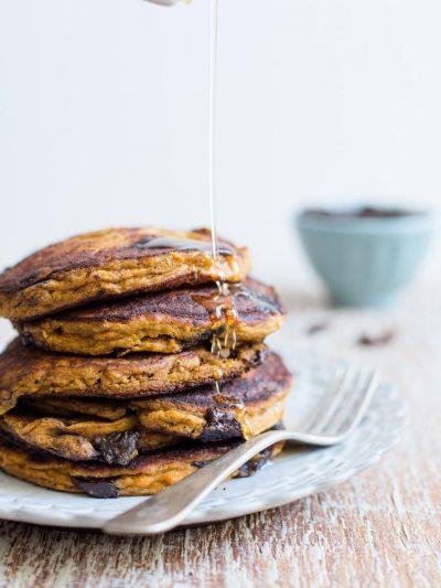 Fabulous Fall Pancake Recipes + Friday Link Love thumbnail