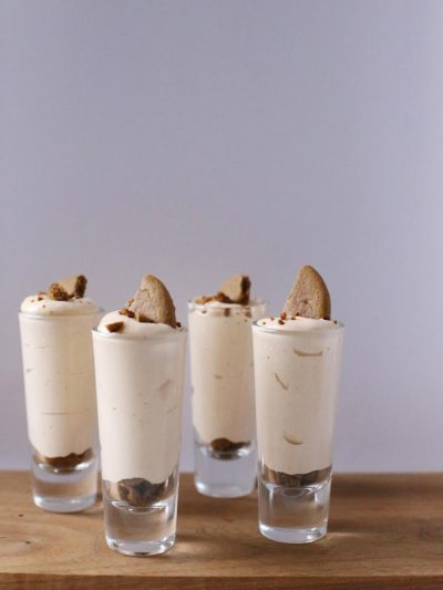 Butterscotch Spice Pudding Shots thumbnail