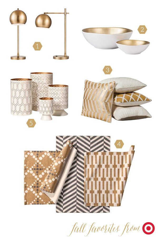 Target Threshold Collection for Fall 2014