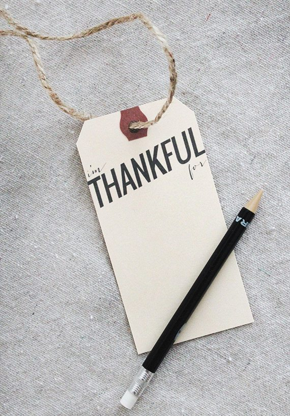 Best Thanksgiving Printables from @cydconverse