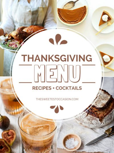 The Ultimate Thanksgiving Menu Guide thumbnail