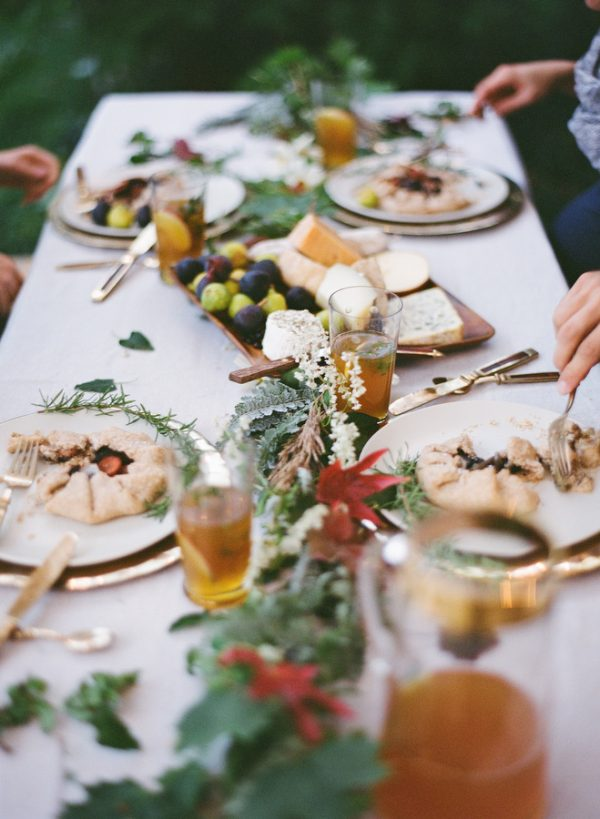 A Gorgeous Seasonal Harvest Feast