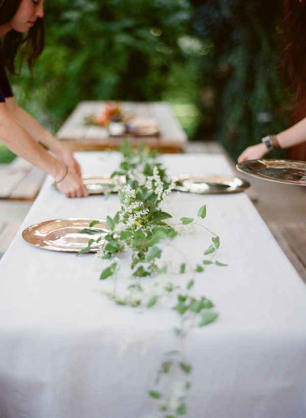 A Gorgeous Seasonal Harvest Feast