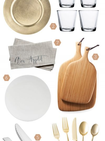 Style the Look: A Fall Harvest Feast thumbnail