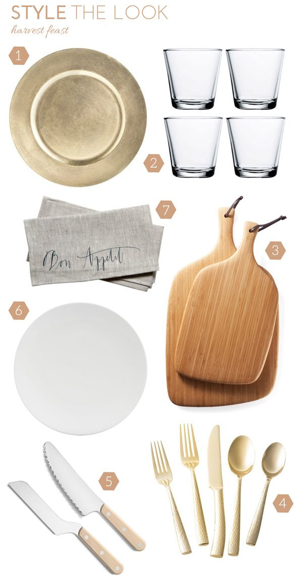 Style the Look: Harvest Feast from @cydconverse