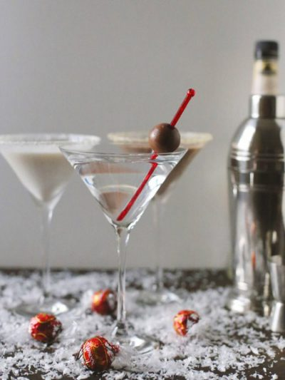 The Ultimate Chocolate Martini Bar thumbnail