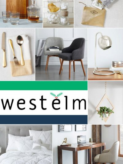 24 Merry Days Giveaway with West Elm thumbnail