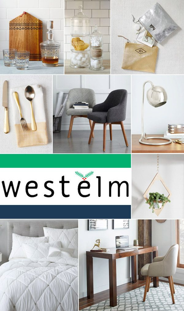 24 Merry Days Giveaway with West Elm from @cydconverse