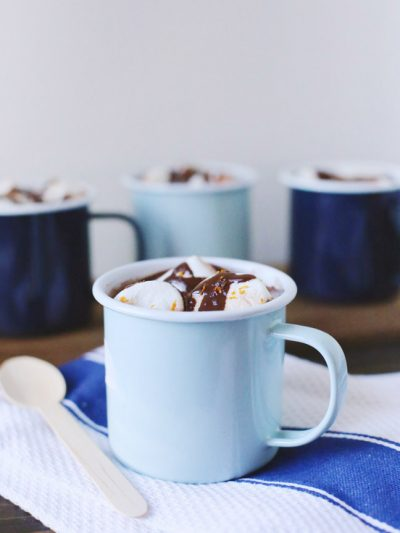 Boozy Orange Hot Chocolate thumbnail