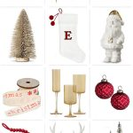 Festive + Nostalgic Christmas Decor