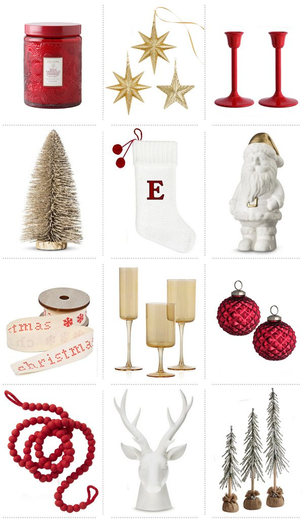 Festive + Nostalgic Christmas Decor from @cydconverse